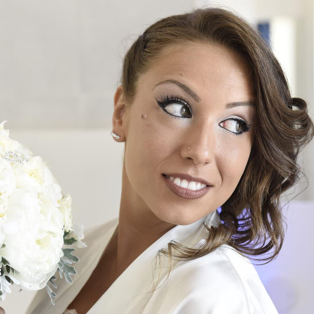 Make-up sposa Valentina Quero Marano sul Panaro Vignola Modena il regno delle fate 2