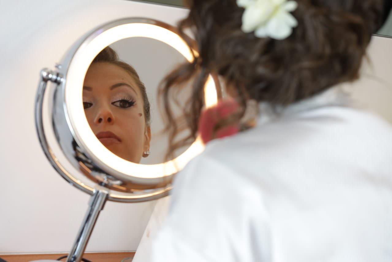 Make-up sposa Valentina Quero Marano sul Panaro Vignola Modena il regno delle fate 3
