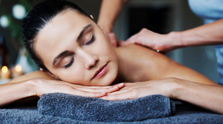 massaggio rilassante corpo